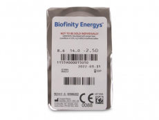 Biofinity Energys (6 φακοί)