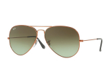 alensa.gr - Φακοί επαφής - Ray-Ban AVIATOR LARGE METAL II RB3026 9002A6
