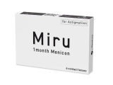 alensa.gr - Φακοί επαφής - Miru 1 Month Menicon for Astigmatism