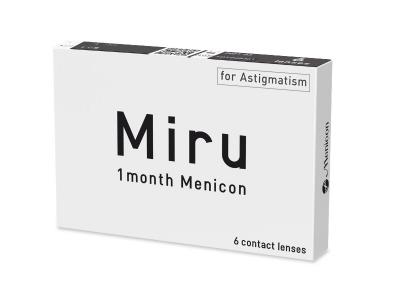 2f1ab16937 Alensa Miru 1 Month Menicon for Astigmatism