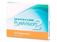 alensa.gr - Φακοί επαφής - PureVision 2 for Astigmatism