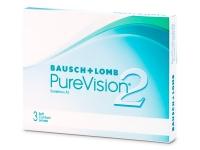 alensa.gr - Φακοί επαφής - PureVision 2