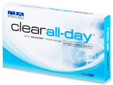 alensa.gr - Φακοί επαφής - Clear All-Day