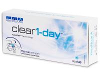 alensa.gr - Φακοί επαφής - Clear 1-Day