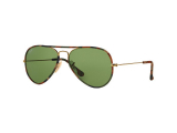 alensa.gr - Φακοί επαφής - Ray-Ban AVIATOR FULL COLOR RB3025JM 168/4E