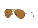 alensa.gr - Φακοί επαφής - Ray-Ban AVIATOR FULL COLOR RB3025JM 169