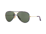 alensa.gr - Φακοί επαφής - Ray-Ban AVIATOR FULL COLOR RB3025JM 172