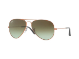 alensa.gr - Φακοί επαφής - Ray-Ban AVIATOR LARGE METAL RB3025 9002A6