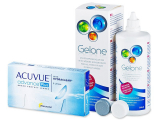 Acuvue Advance PLUS + Υγρό Gelone 360 ml