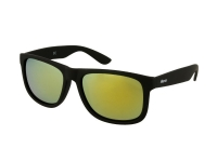 alensa.gr - Φακοί επαφής - Sunglasses Alensa Sport Black Gold Mirror