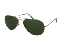 alensa.gr - Φακοί επαφής - Sunglasses Alensa Pilot Gold