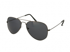 Sunglasses Alensa Pilot Ruthenium