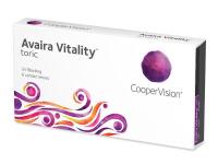 alensa.gr - Φακοί επαφής - Avaira Vitality Toric