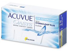 Acuvue Oasys for Astigmatism (12 φακοί)