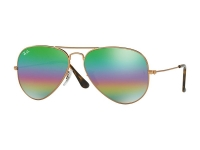 alensa.gr - Φακοί επαφής - Ray-Ban Aviator Mineral Flash Lenses RB3025 9018C3