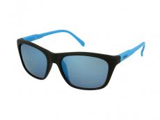 Sunglasses Alensa Sport Black Blue Mirror