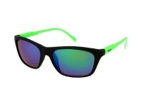 alensa.gr - Φακοί επαφής - Sunglasses Alensa Sport Black Green Mirror