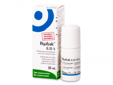 Hyabak Σταγόνες Ματιών 10 ml