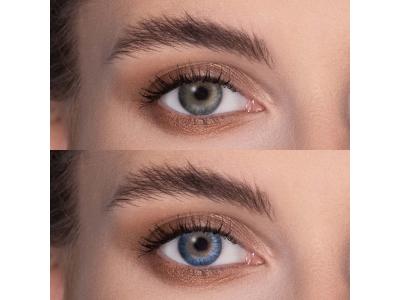 Air Optix Colors - Blue - Μη διοπτρικοί (2φακοί - Μηνιαίοι)