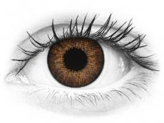 Air Optix Colors - Brown - Μη διοπτρικοί (2φακοί)