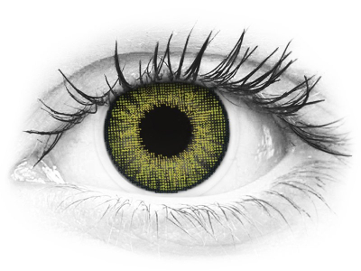 Air Optix Colors - Gemstone Green - Μη διοπτρικοί (2φακοί)