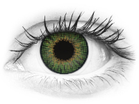 Air Optix Colors - Green - Διοπτρικοί (2φακοί)