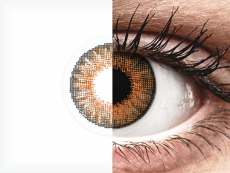 Air Optix Colors - Honey - Διοπτρικοί (2φακοί)