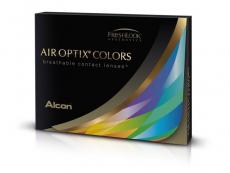 Air Optix Colors - Pure Hazel - Διοπτρικοί (2φακοί)