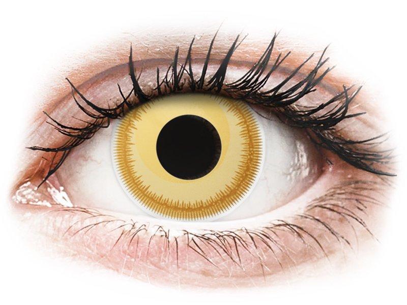 ColourVUE Crazy Lens - Avatar - Μη διοπτρικοί (2 φακοί)