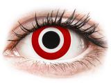 alensa.gr - Φακοί επαφής - ColourVUE Crazy Lens - Bulls Eye - Μη διοπτρικοί