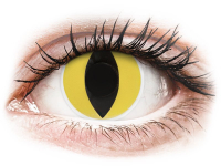 alensa.gr - Φακοί επαφής - ColourVUE Crazy Lens - Cat Eye - Μη διοπτρικοί
