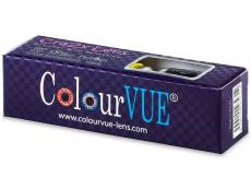 ColourVUE Crazy Lens - Cat Eye - Μη διοπτρικοί (2 φακοί)