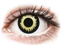 alensa.gr - Φακοί επαφής - ColourVUE Crazy Lens - Eclipse - Μη διοπτρικοί