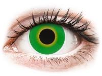 alensa.gr - Φακοί επαφής - ColourVUE Crazy Lens - Hulk Green - Μη διοπτρικοί