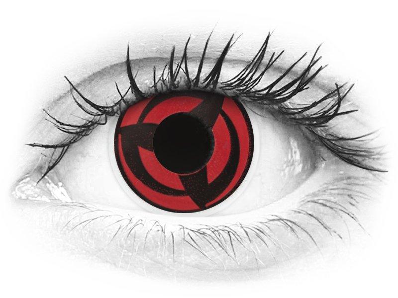ColourVUE Crazy Lens - Kakashi - Μη διοπτρικοί (2 φακοί)