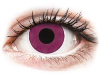 alensa.gr - Φακοί επαφής - ColourVUE Crazy Lens - Purple - Μη διοπτρικοί