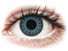 ColourVUE Crazy Lens - Solar Blue - Μη διοπτρικοί (2 φακοί)
