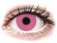 alensa.gr - Φακοί επαφής - ColourVUE Crazy Glow Pink - Μη διοπτρικοί