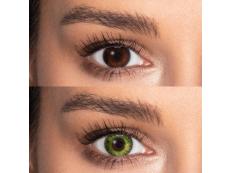 TopVue Color daily - Fresh green - Διοπτρικοί (10φακοί)