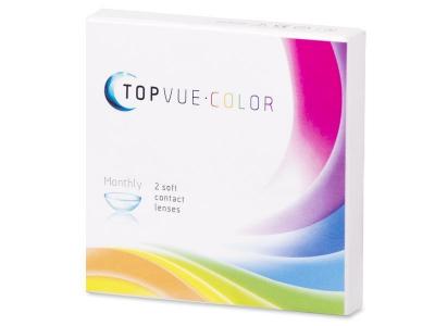 TopVue Color - True Sapphire - Διοπτρικοί (2φακοί)