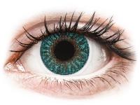 alensa.gr - Φακοί επαφής - TopVue Color - Turquoise - Μη διοπτρικοί