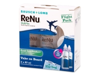 alensa.gr - Φακοί επαφής - ReNu Multiplus flight pack 2 x 60 ml