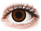 alensa.gr - Φακοί επαφής - ColourVUE BigEyes Pretty Hazel - Διοπτρικοί