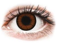 alensa.gr - Φακοί επαφής - ColourVUE BigEyes Pretty Hazel - Μη διοπτρικοί