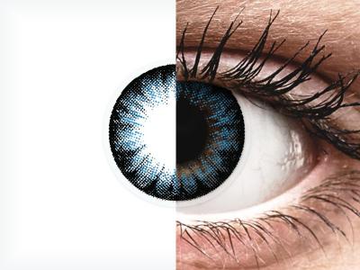 ColourVUE BigEyes Cool Blue - Διοπτρικοί (2φακοί)