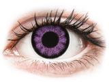 alensa.gr - Φακοί επαφής - ColourVUE BigEyes Ultra Violet - Μη διοπτρικοί