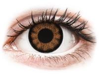 alensa.gr - Φακοί επαφής - ColourVUE BigEyes Sexy Brown - Διοπτρικοί