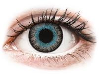 alensa.gr - Φακοί επαφής - ColourVUE Fusion Blue Gray - Μη διοπτρικοί