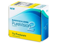 alensa.gr - Φακοί επαφής - Purevision 2 for Presbyopia