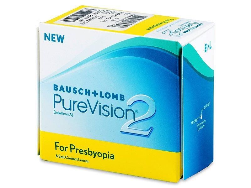 a8e598ecd7 ... Purevision 2 for Presbyopia (6 φακοί) ...